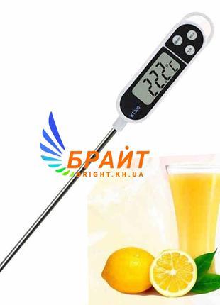 Термометр пищевой TP300 / KT300 для мяса, молока, выпечки