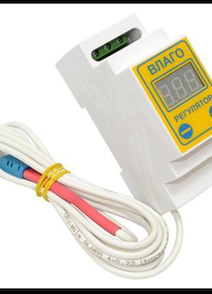 Влагомер цифровой ВРД-1 10 А для инкубатора, теплицы