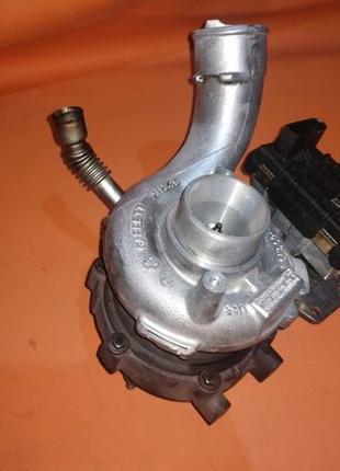 Турбіна Audi A6 C6 2,7 tdi турбина тди А6 с6 разборка Ауди 3,0...