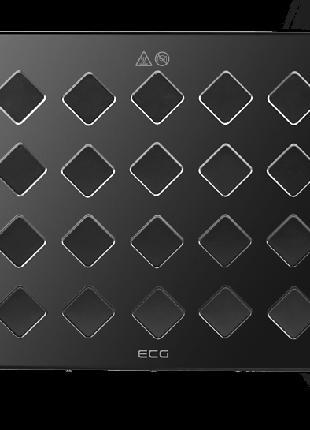 Конвектор ECG TK 2040 DR black