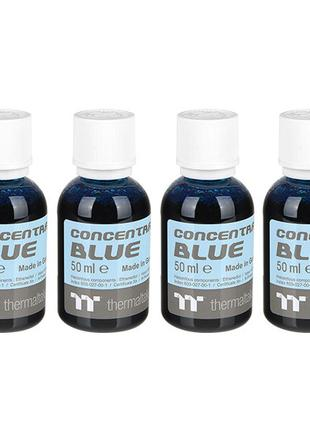Жидкостное охлаждение TT Premium (blue) для СВО