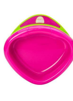 Warm Baby's Warm-a-bowl детская тарелка с возможностью подогре...