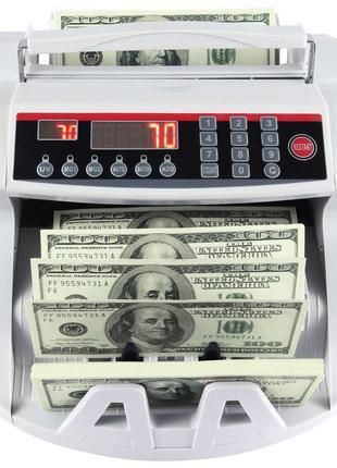 (НЕИСПРАВНОСТЬ) Счетчик банкнот Bill Counter 2108 c детектором...