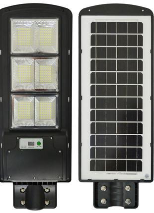 Светильник уличный на солнечной батарее с датчиком движения An...