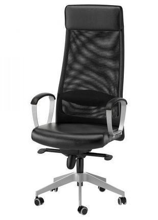 МАРКУС Рабочий стул, черный, 40103100, ИКЕА, IKEA, MARKUS