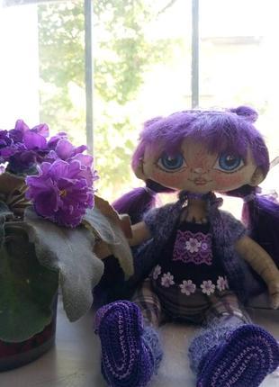 кукла ручной работы Violet
