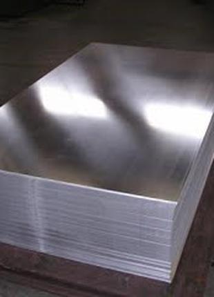 Лист алюминиевый Д16, Д16Т, Д16АТ, Д16АМ, АД0