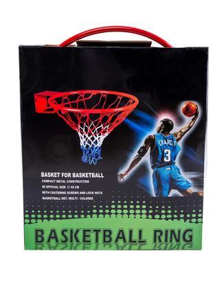 Кольцо баскетбольное World Sport