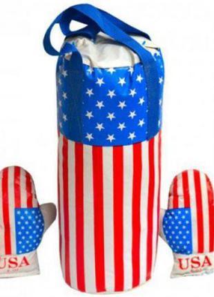 "Набор для бокса ""Америка"" (малый) S-USA, Dankotoys"