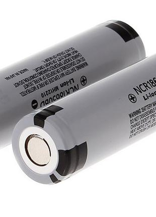 Аккумулятор литий-ионный 18650 Panasonic NCR18650BD 3200mAh 10...
