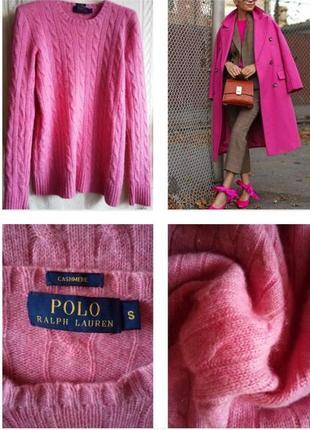 Невероятно нежный, мягкий свитер премиум класса из 100% кашемира!