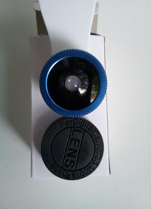 объектив на камеру телефона(новый)