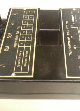 Трансформатор тока измерительный УТТ-5М