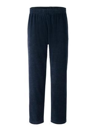 Велюровые женские штаны от tchibo, Германия. Р. 44/46евро=50/52