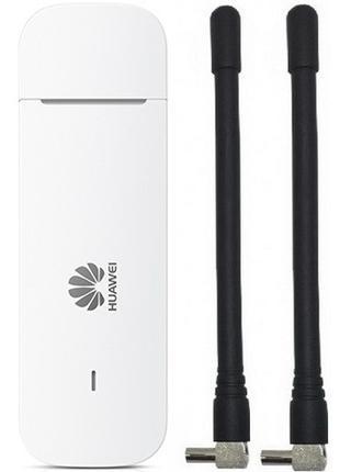 4G модем Huawei E3372h-320 (Original BOX UA) + 2 антенны 3 dBi