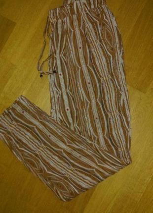 Легкие,модные штаны домашние брючки