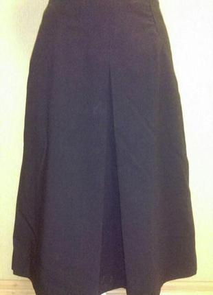 Красивая юбка с карманами