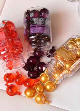 Акция!! витамины для волос с масляным комплексом ellips капсул...