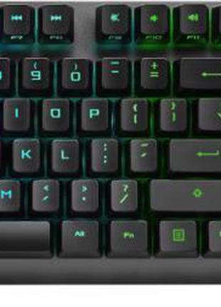 Клавиатура проводная Asus ROG Strix Scope RX Red Ru USB (90MP0...