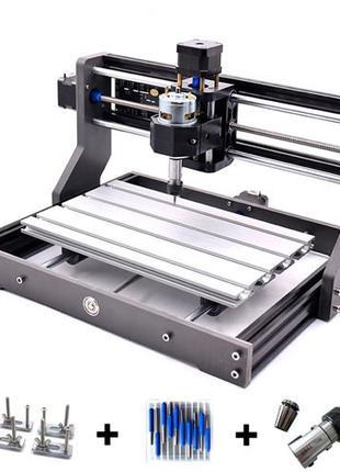 ЧПУ станок фрезерный CNC 3018 Pro CNC3018 GRBL DIY и патрон ER...