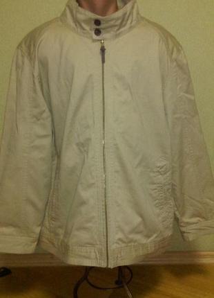 Актуальная куртка ветровка большого размера