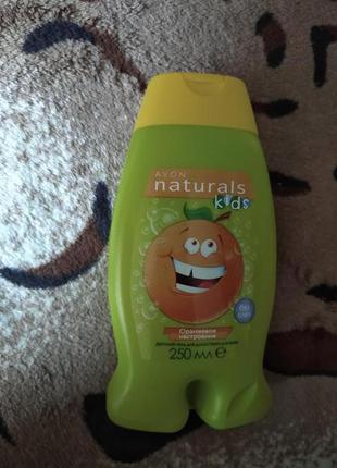 """Гель пена для ванны""""оранжевое настроение"""""""