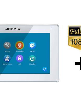 Full HD 1080P Комплект Jarvis JS-7TS FullHD + JS-02S FullHD