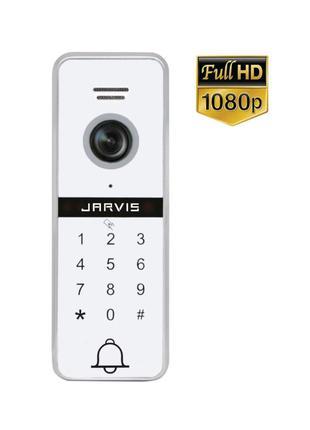 Full HD 1080P Вызывная панель видеодомофона Jarvis JS-02WKid F...
