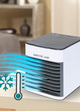Портативный Кондиционер Arctic air арктик охладитель воздуха