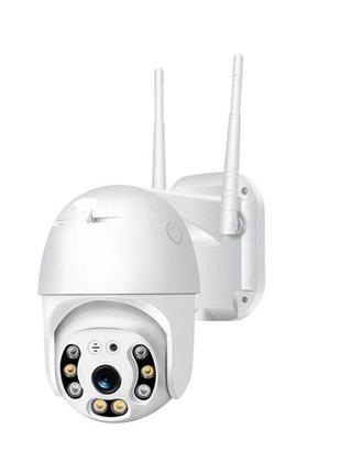 IP-камера Wi-Fi Уличная, поворотная автослежение HD 1080P / 2M...