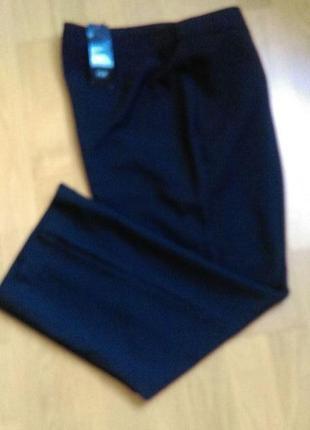 Стильные  легкие   укороченные брюки