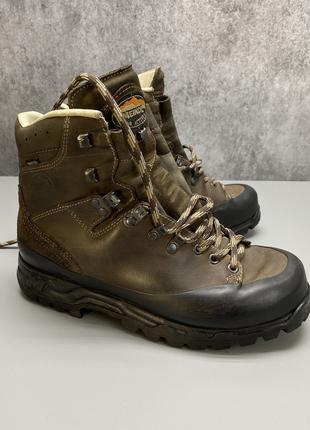 Ботинки кожаные Meindl, Gore Tex, треккинговые, Разм 42 (27.5 ...