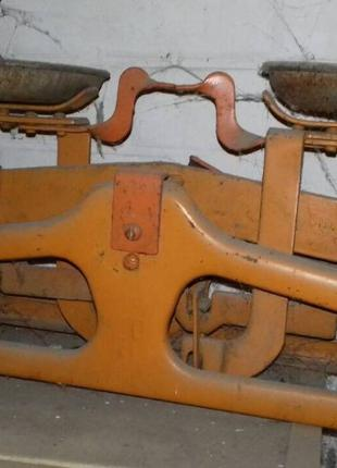 Мараны . Весы механические торговые, базарные 20 кг