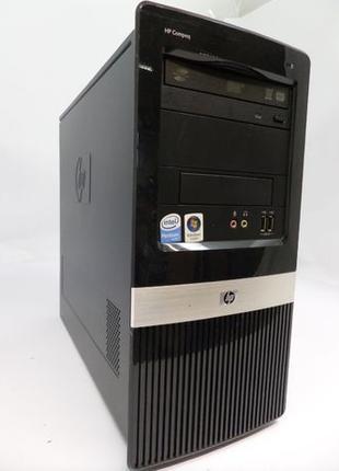 Компьютер HP DX2420 MiniTower 2 ядра Системный блок БУ DDR2 HD...