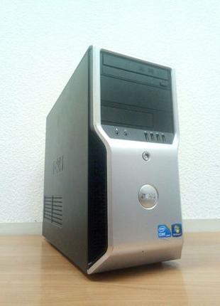 Dell T1500 i5-750 (4 ядра) Компьютер + подарок! Системный блок...