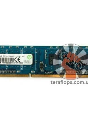 Оперативная память Ramaxel DDR3 4GB 1600MHz (RMR5040EF68F9W-16...