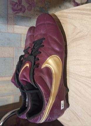 Футбольные бутсы Nike The Premier II FG 690 (917803-690)