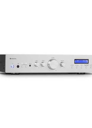 Auna AMP-CD608 DAB Hi-Fi стереоусилитель усилитель  4 x 100 Вт...