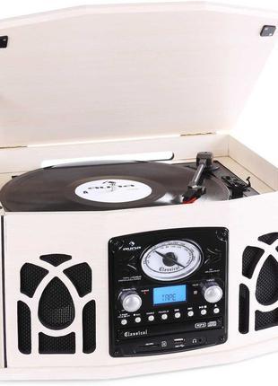 AUNA NR-620 проигрыватель виниловых пластинок грамофон громофон
