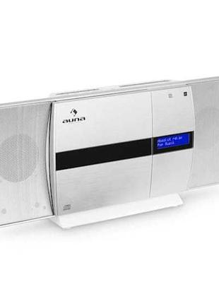 Аудио стереосистема Auna V-20 DAB Bluetooth NFC CD USB MP3 DAB+