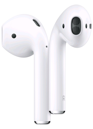 Наушники AirPods 2 with wireless charging case GFFDG3E0JMMT (ORIG