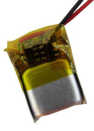 Аккумулятор LiPo 351015 4*10*15мм 50mah 0.7g (17895)