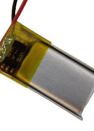 Аккумулятор LiPo 301020 3*10*20мм 50mah 1.2g (17891)