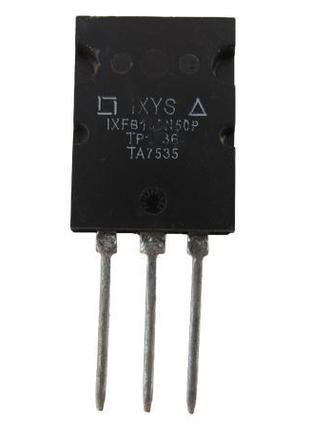 Полевой транзистор для сварки IXFB150N50P (17904)
