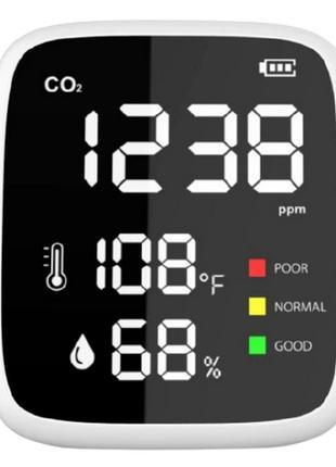 Монитор Eco City инфракрасный анализатор воздуха в помещении N...