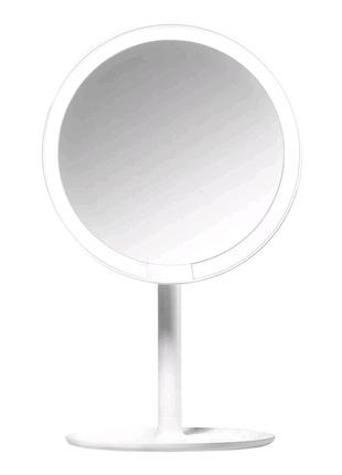"Зеркало для макияжа с LED подсветкой Xiaomi Amiro (AML004) 6.5"" W"