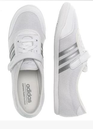 Кеды кроссовки балетки слипоны adidas diona, оригинал 41 р. 26 см