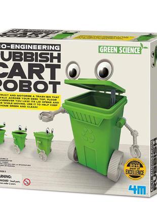 Робот-мусорный бак своими руками 4M (00-03371)