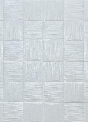 Самоклеющаяся декоративная потолочно-стеновая 3D панель 700x70...