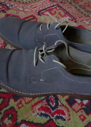 Чоловіче шкіряне взуття.. Стан хороший.  Розмір 44. Зустріч у Льв